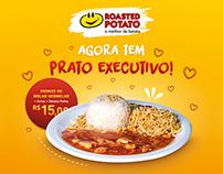 Roasted Potato - Londrina