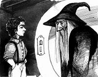 Hobbit illustrations