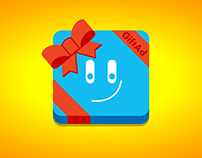 GiftAd - Icon for Google Play Mobile App