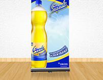 "Roll banner ""СТРУМКА"""
