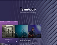 TeamAudio - Enjoy music together, in private