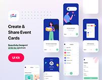 Evento App Ui Kit