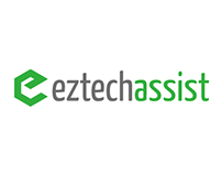 Logo Design for eztechassist.com