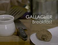 Gallagher Breakfast