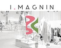 I.MAGNIN RE-BRANDING