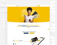 Trustcom Financial website