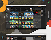 Gamebe | Webdesign
