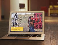Plural Ações Culturais . Projeto site