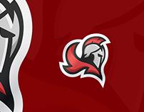 SPARTAN | Mascot Logo Design