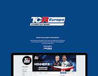 TCR Europe | Client 2018-2019