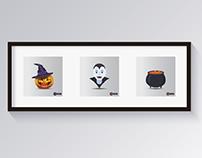 152: Series 9 - Halloween Icon