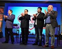 Kartikeya Sharma at 'India News Health Awards' 2016