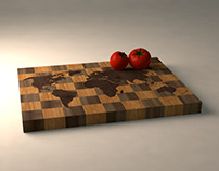 Schneidebrett / Carving Board