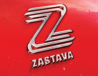 Zastava Logo Redesign