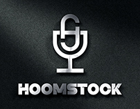 Hoomstock Music Festival Visual Identity