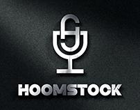 Hoomstock Music Festival Visual Identity