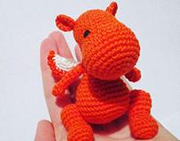 Слингобусы для малышей, дракон | dragon