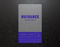 Nuisance Industries