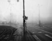 pomorzany in the fog 31.12.2015