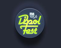 Logotype.  FM-Radio