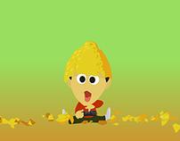 LemonEgg intro Animation