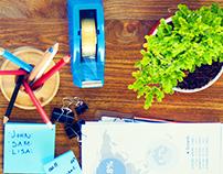 Kariyer Sayfaları Post Tasarımı - Bir Adım Sonrası