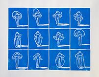 Blue Print Series
