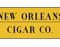 New Orleans Cigar Company, Identity Design