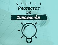 Proyectos de innovación.