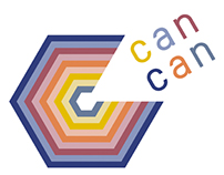 CanCan Creative Logo and Website