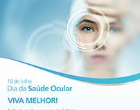 Newsletter - Dia da Saúde Ocular