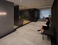 Aoyama Building P | corona render