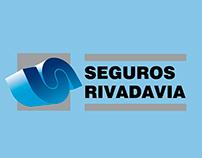 """Diseño de App para """"Seguros Rivadavia"""""""