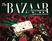 Harper's Bazaar Bride- Accessories- November'17