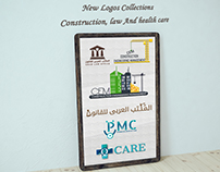 New Logos Collections Construction, law And health care