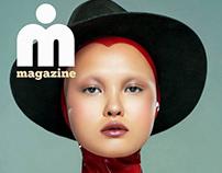 New romantics. Cover story for Imirage magazine
