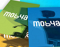Mobya Office Furniture Broşür Tasarımı-Brochure Design