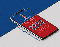 Prototype | World Cup Schedule app