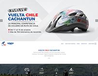 Vuelta Chile Cachantun 2017
