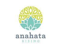 Anahata Rising Branding