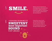 Typographic Poster Series