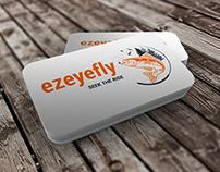 Logo Design for Ezeyefly