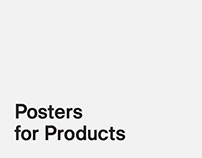 Posters for Products