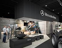 Mercedes-Benz Trucks @ Matexpo 2015 Kortrijk