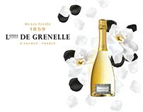 Campagne print / digital - Louis de Grenelle