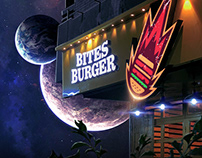 Bites Burger // Creating a New Visual Identity