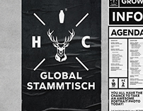Jägermeister Hubertus Circle Global Stammtisch