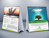 Global Environment Consultants Ltd. Calendar 2017