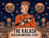 The Kalash / Hop nation Brewing co.