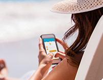 Spiaggiami - Branding & App design
